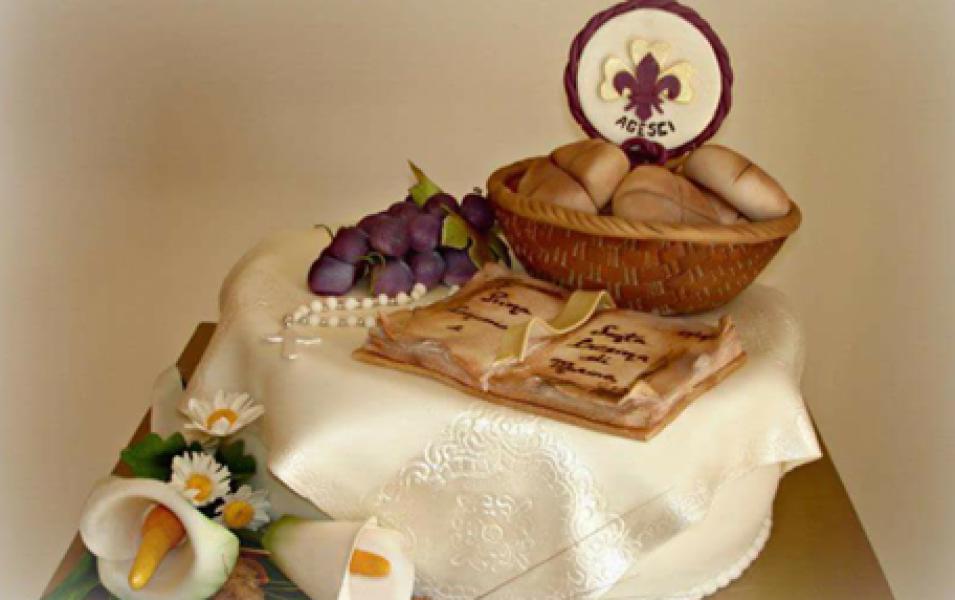 Simple comunione cresima quale scegliere per i tuoi dolci for Decorazioni torte per cresima